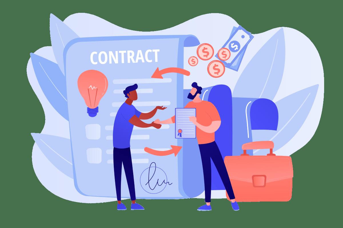 Digitalizare contract