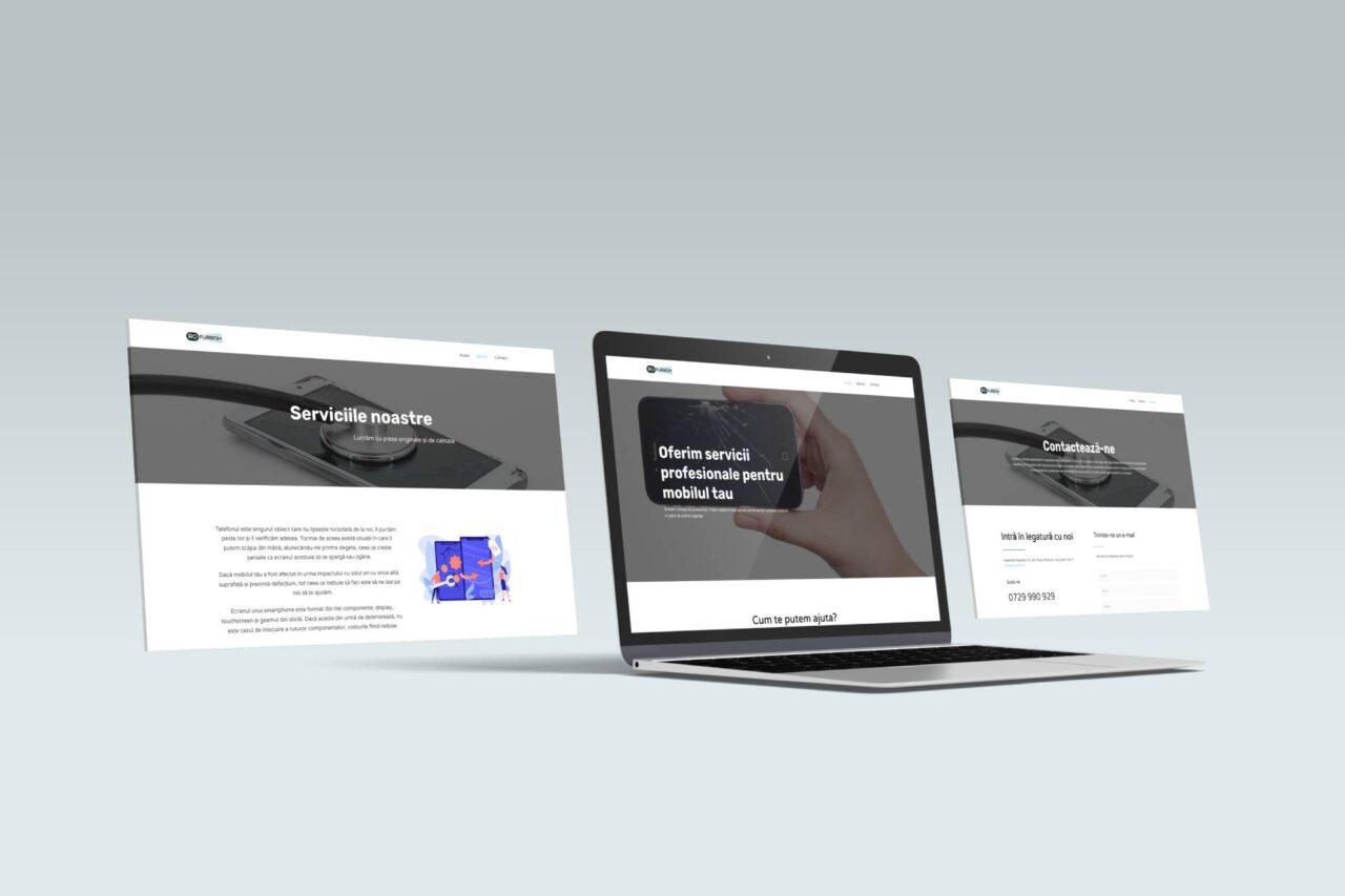 Site de prezentare – Rofurbish