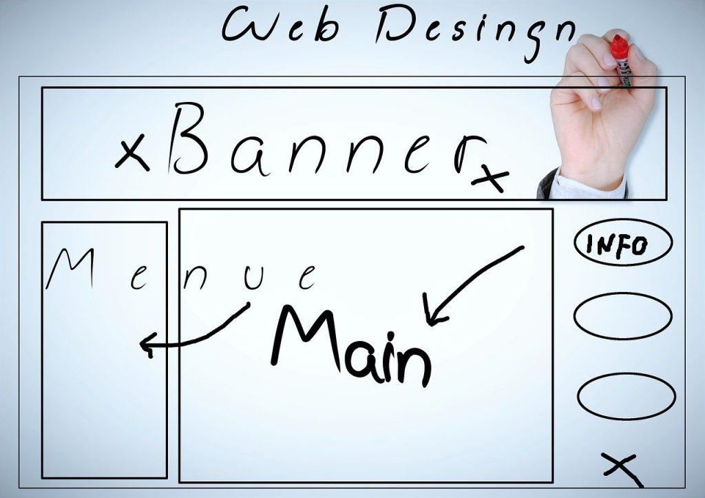 ce înseamnă web design