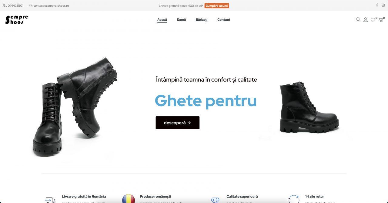 magazin online de pantofi pagina acasa thumb